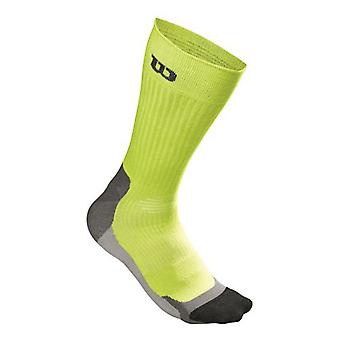 Wilson Herren High End Socken 1 Paar WRA511702 Neongrün