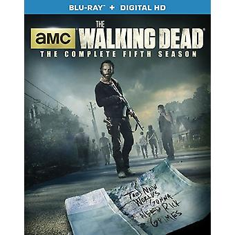 Walking Dead: Season 5 [Blu-ray] USA import