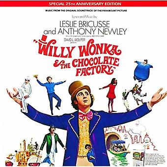 Forskellige kunstnere - Willy Wonka & Chocolate Factory [CD] USA Importer