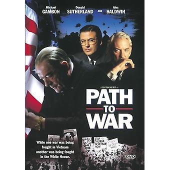 Camino a la importación de los E.e.u.u. de la guerra [DVD]