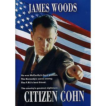 Citizen Cohn [DVD] USA import