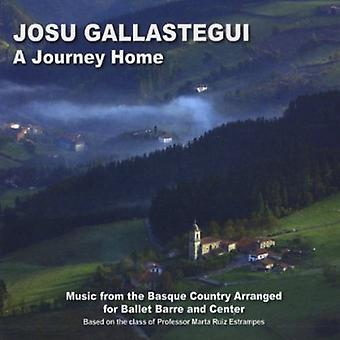 Josu Gallastegui - Journey Home: Music From the Basque Country Arra [CD] USA import
