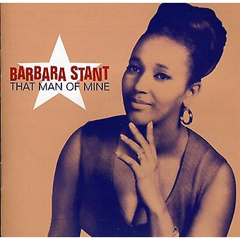Barbara Stant - That Man of Mine-Raw Soul From Norfolk Virginia [CD] USA import