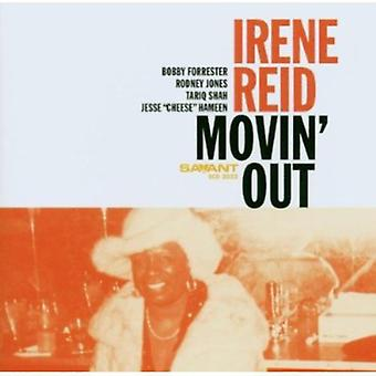 Irene Reid - Movin' Out [CD] USA import