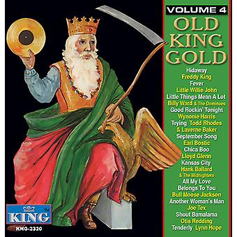 König Altgold - Vol. 4-Old King Gold [CD] USA import