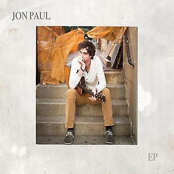 Jon Paul - Jon Paul EP [CD] USA import