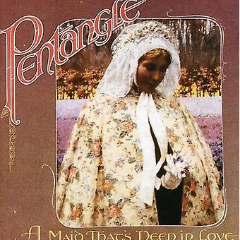 Pentangle - femme de ménage qui est profond en importation USA Love [CD]