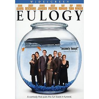 Eulogy [DVD] USA import