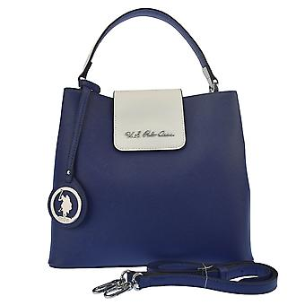 U.S. POLO ASSN. Handbag with shoulder strap With 11.5 x 29 x 21.5 cm pendant US POLO