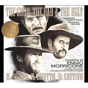 The Good The Bad & The Ugly (Complete Original Score) by Ennio Morricone