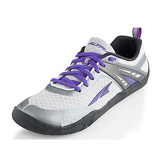 Altra Delilah Womens Shoes Silver/Purple
