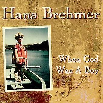 Hans Brehmer - når Gud var en dreng [CD] USA import