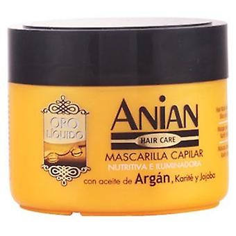 Anian Liquid Gold Mask with Argan Oil 250 Ml