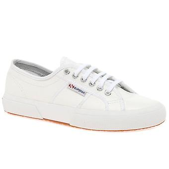 Superga Cotu Womens Casual Lace Up Shoes