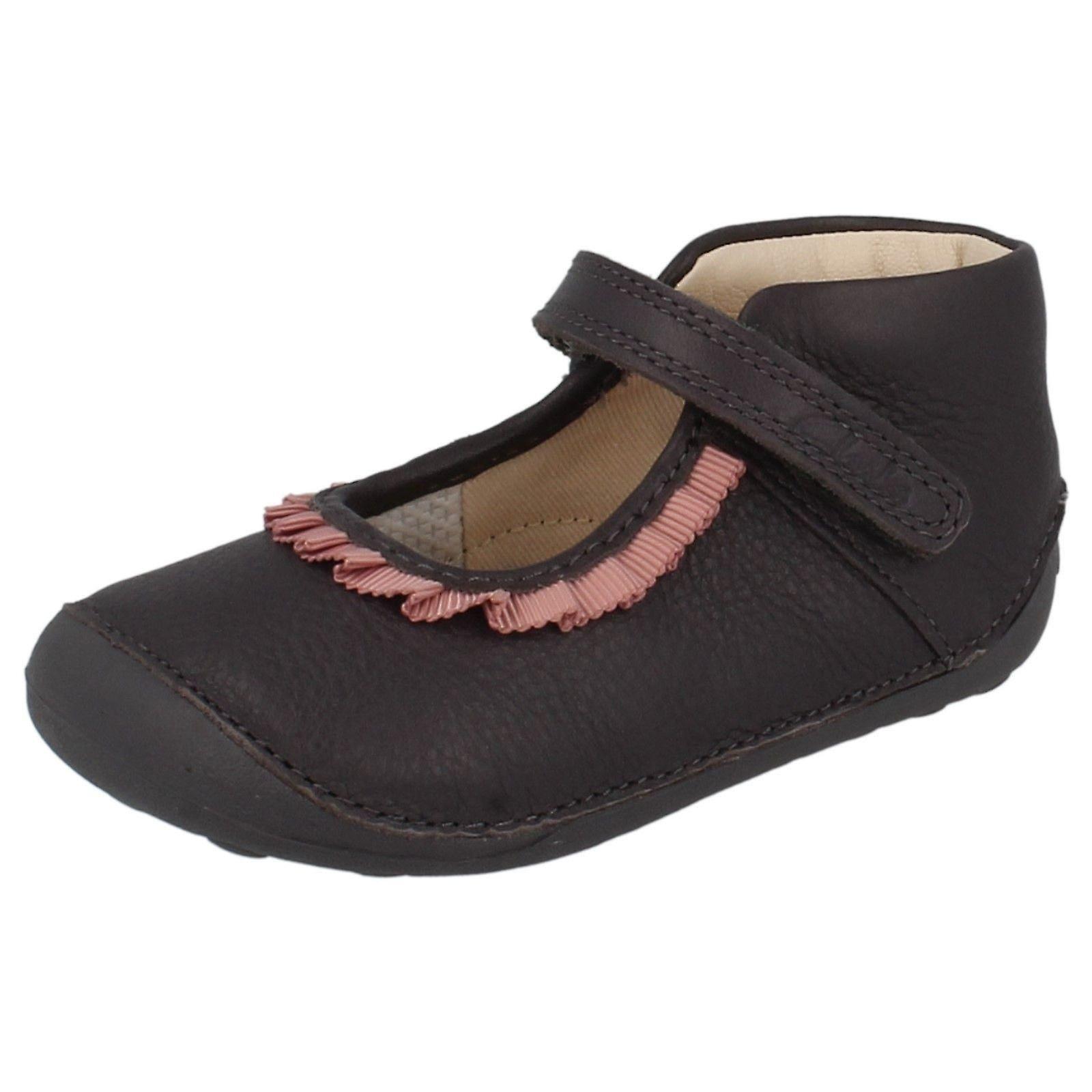 Girls Stef Clarks First Shoes Little Stef Girls cbeb0c
