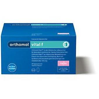 Orthomol Vital F Drinkable Ampoules  (Vitamins & supplements , Multinutrients)