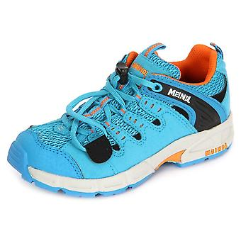 Meindl Respond Junior Orange Hellblau 204476   women shoes