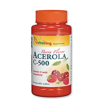 Acerola C500 (40 tyggetabletter)