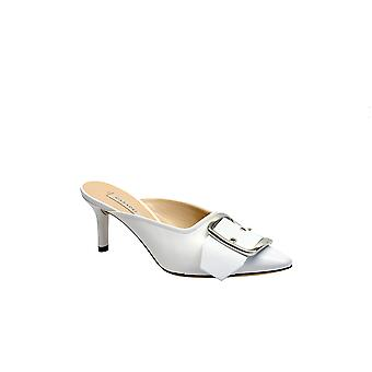 Casadei women's 1G153H0601DUSE900 White Leather sandals