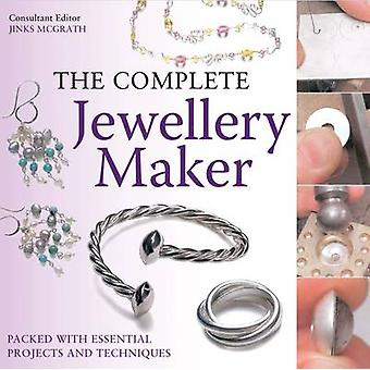The Complete Jewellerymaker by Jinks McGrath