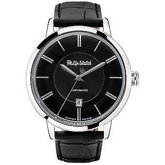 Philip watch mens watch Grand Archives 1940 automatic R8221598002