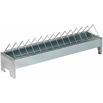 Gaun Metal Poultry Feeder Narrow Spacing - 50 CM.