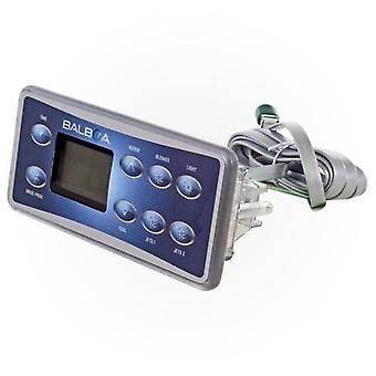 Balboa 51058 Topside Serial DLX 8-Button