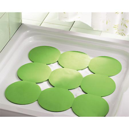 Gedy Giotto Shower Mat green