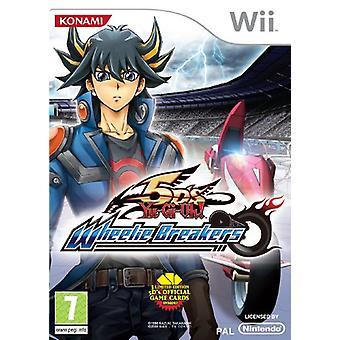 Yu-Gi-Oh! 5DS Wheelie Breakers (Wii)