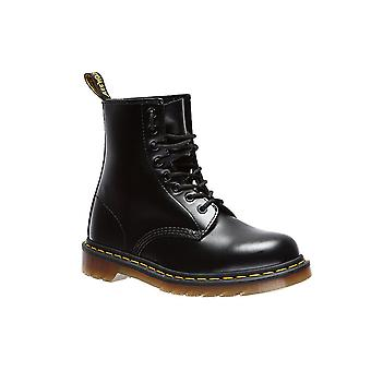 Dr Martens leather boots boots black