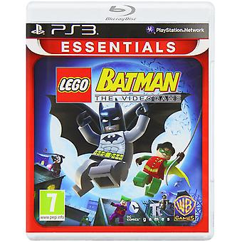 LEGO Batman Essentials PS3 Game