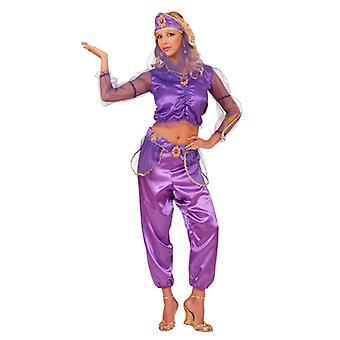 Odalisque Purple Costume