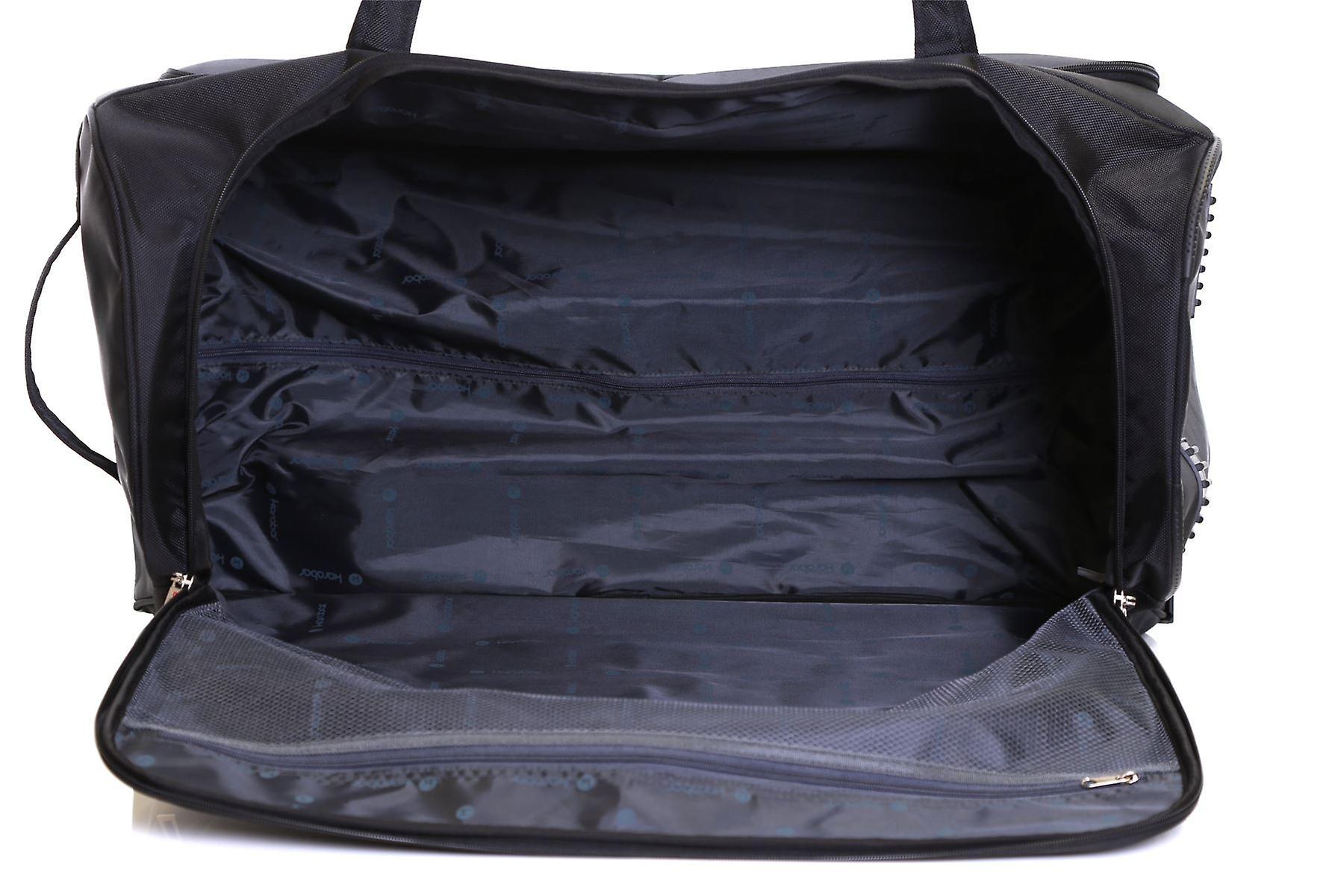 Karabar Montoro 34 Inch Wheeled Bag, Black