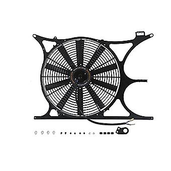 Mishimoto MMFS-E36-92PNPT Black Performance Fan Shroud Kit