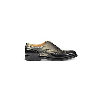 CHURCH'S BURWOOD WG BICOLOR LACE UP
