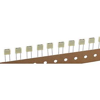 Kemet R82EC2330DQ50K+ 1 pc(s) PET capacitor Radial lead 33 nF 100 V 10 % 5 mm (L x W x H) 7.2 x 2.5 mm x 6.5 mm