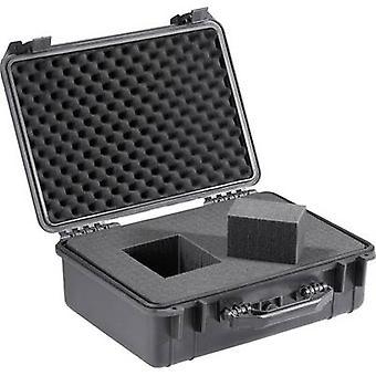 Caja de herramienta unversal 708503 Basetech (vacía)