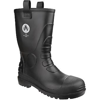 Amblers Safety Mens & Womens FS90 Waterproof Rigger Boots