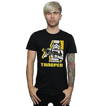 Star Wars Men's Rebels Trooper T-Shirt