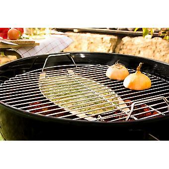 Grill og aroma shell aromatiske indirekte grillning fisk kød fjerkræ
