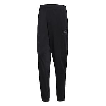 2018-2019 Juventus Adidas Icon Track Pants (Black)