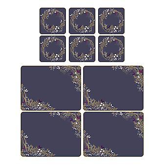 Sara Miller Garland Placemats and Coasters