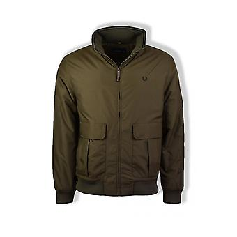 Fred Perry Utility Brentham Jacket (Wren)
