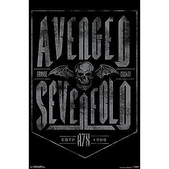 Avenged Sevenfold - Established Poster Print