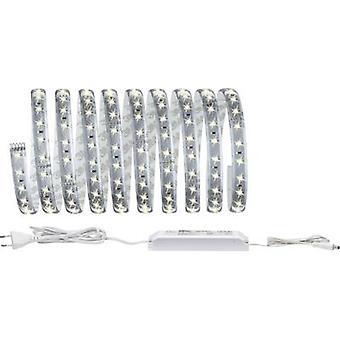 Paulmann LED strip basic set + plug 24 V 300 cm Warm white MaxLED 500 70666