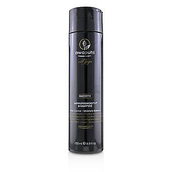 Paul Mitchell Awapuhi Wild Ginger glatt Mirrorsmooth Shampoo (Frizz Control - Feuchtigkeitshaushalt) - 250ml/8,5 oz
