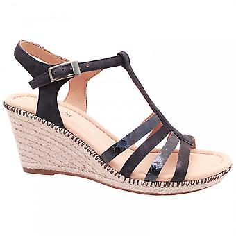 Gabor Jesmond T Bar Wedge Sandal
