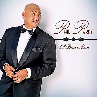 Phil Perry - A Better Man [CD] USA import