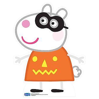 Suzy Sheep from Peppa Pig Halloween Cardboard Cutout / Standee