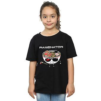 Vincent Trinidad Girls The Ramenator T-Shirt